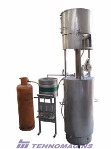 PS G270 sa punilicom za flaše i butan bocom