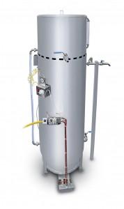 Continuous - gas pasteurizer PSG 270